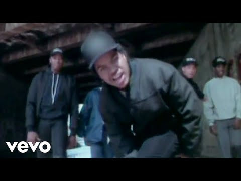 N.W.A. - Straight Outta Compton (Official Music Video)