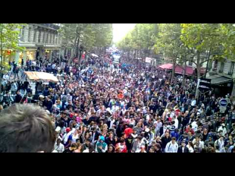 French Government @ Techno Parade