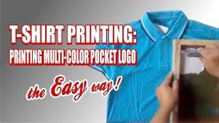 T-SHIRT PRINTING: Printing Mul…