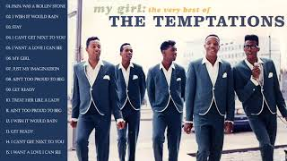 The Temptations Greatest Hits Full Album - The Best SongsThe Temptations Collection