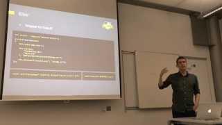 Laravel 5 (Darren Craig) - PHPBelfast Meetup #11
