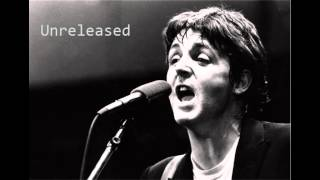 Paul McCartney-Unreleased Songs