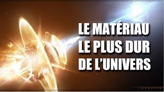 Pâtes Nucléaires : Le matériau le plus dur de l