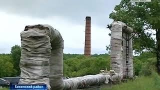 Военные городки Бикинского района