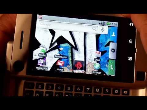Motorola Devour Review Part 2