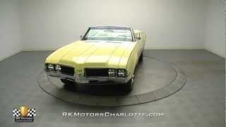 133376 / 1969 Oldsmobile Cutlass 442