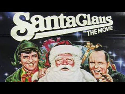 Santa Claus The Movie 1985  Dudley Moore and John Lithgow Trippy Candycanes make you fly!!