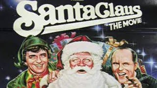 Santa Claus The Movie 1985 Trailer Dudley Moore and John Lithgow Trippy Candycanes make you fly!!