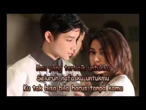 Aurel Feat Rasya   Cinta Surga Lirik Lyrics Official Video