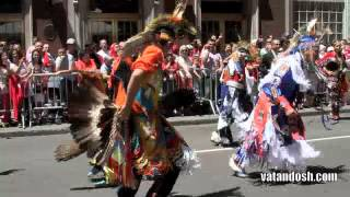 31st Annual Parade of the Turkic People in New York (May,2012)
