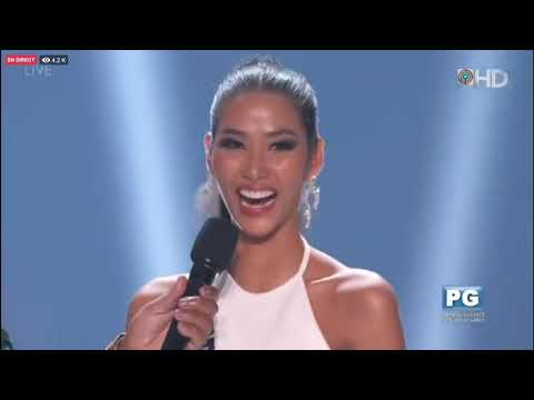 MISS UNIVERSE 2019 | TOP 5 AFRICA AND ASIA PACIFIC