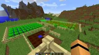 Minecraft Gameplay Tips: Crop Farming