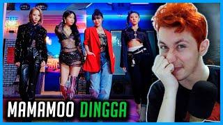 REAGINDO A [MV] 마마무 (MAMAMOO) - 딩가딩가 (Dingga)