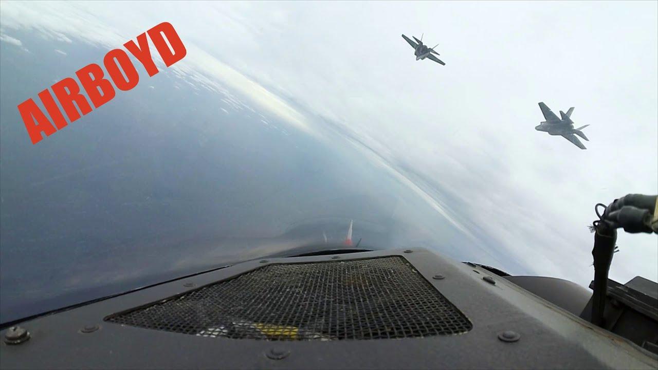 F-35 Formation Flight • Argonauts - Rough Raiders - Grim Reapers