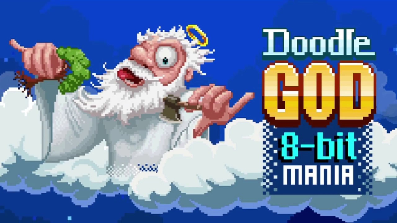 DOODLE GOD: 8-bit Mania - Download Free at GameTop com