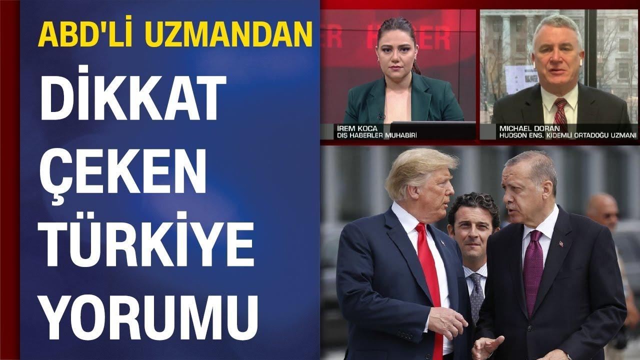 Amerikalı uzman isimden dikkat çeken Türkiye yorumu: Trump için yaşamsal önemde