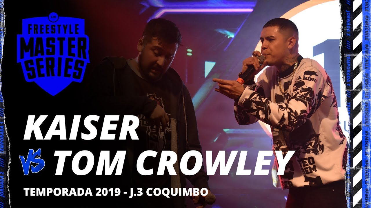 KAISER VS TOM CROWLEY FMS CHILE Jornada 3 OFICIAL - Temporada 1