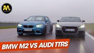 Le duel : BMW M2 vs Audi TTRS