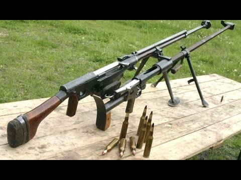 PTRD & PTRS Anti Tank Rifles - Weapons of Victory