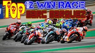 Top 12 Win Race of Marc Marquez in Motogp 2019