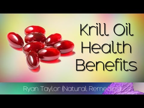 Krill Oil: Benefits & Uses