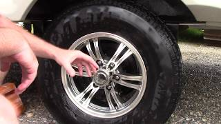 Ep3: Why RV Tires Turn Brown - Things You Need To Know