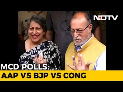 MCD Elections 2017: As Delhi Votes, All Eyes On Arvind Kejriwal's AAP