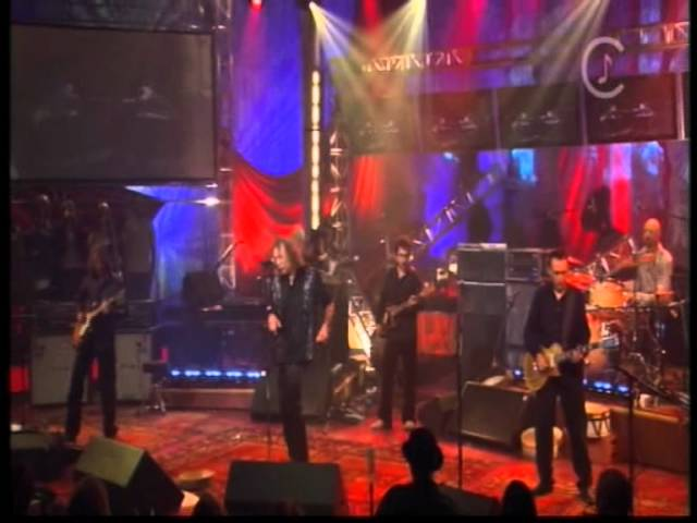 Robert Plant and The Strange Sensations (Live).avi