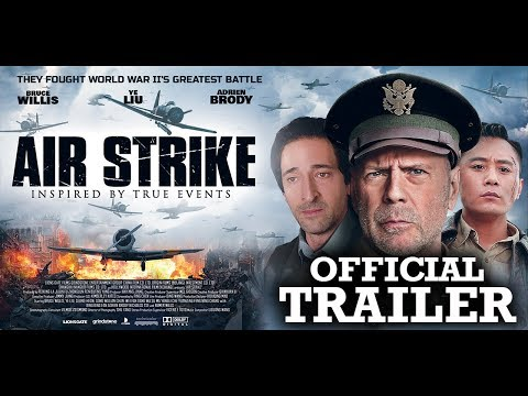 Airstrike Official Trailer (2018)  | Official Trailer | Bruce Willis | In Cinemas Now