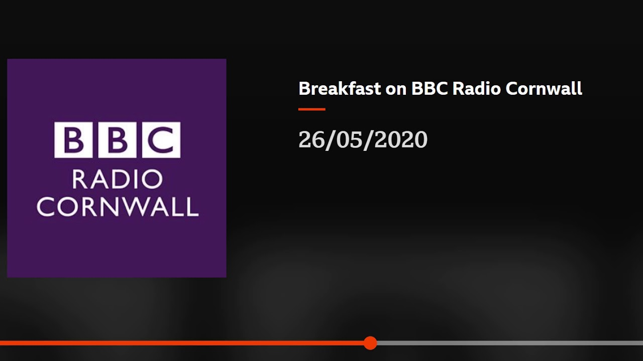 Lanivet Panda's on BBC Radio Cornwall