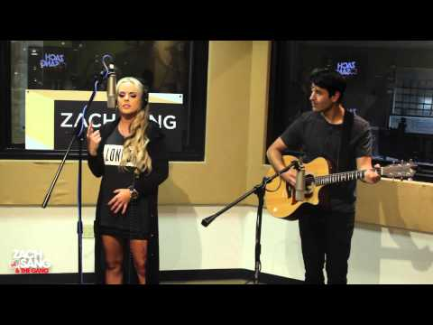 Katy Tiz - Whistle (While You Work It) | Live Acoustic Performance