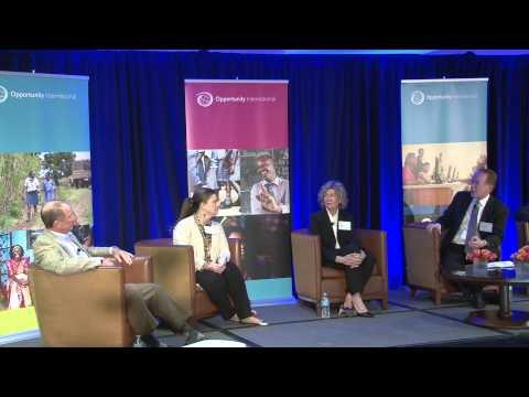 Atlanta Regional Summit Panel and Weberg Foundation Award