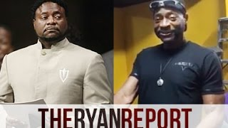 Bishop Eddie Long Explains His New Look and Vegan LifeStyle: The RCMS W/ Wanda Smith