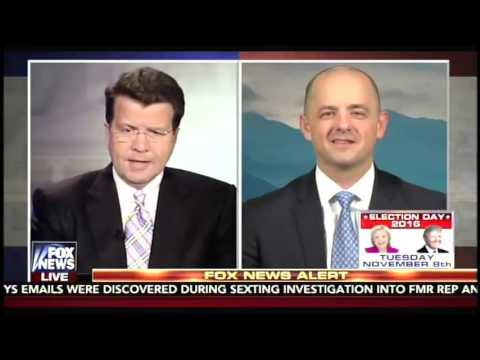Evan McMullin: The FBI News Increases the Likelihood That We Can Block Clinton and Trump