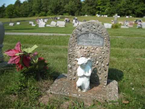 Calvary Hill Cemetery pt 2 - pictures