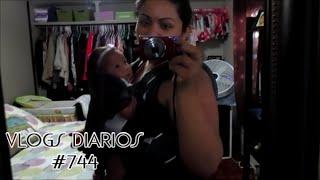 VAMONOS A CAMINAR!07/15/2015 VLOGS DIARIOS DIA #744