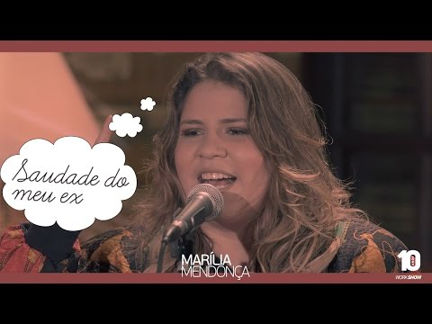 Marília Mendonça - Saudade Do Meu Ex MariliaMendoncaSaudadeDoMeuEX Agora é que são elas