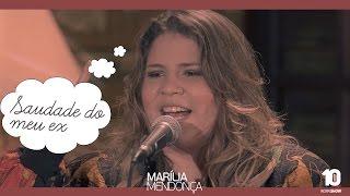 Marília Mendonça - Saudade Do Meu Ex #MariliaMendoncaSaudadeDoMeuEX (Agora é que são elas)