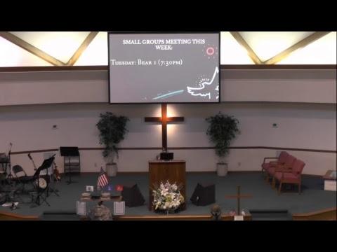 6.25.2017 Newark UPC Morning Worship with Missionary Fonzell & Valencia Marsh