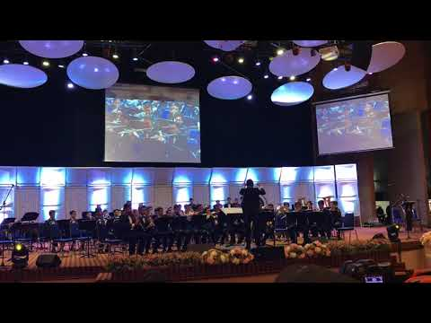 ASWO Jong-Jong Inai Malaysia Fully Residential Schools International Wind Orchestra Festival
