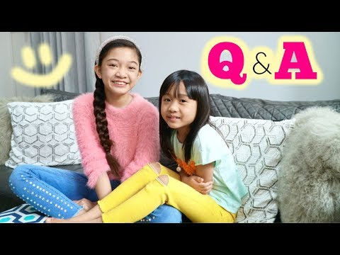 Q & A with Kaycee and Rachel