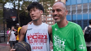 Full Court 21 All World Games 2019 | MITSURU DOCUMENTARY