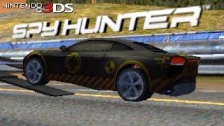 Spy Hunter - Gameplay Nintendo 3DS Capture Card