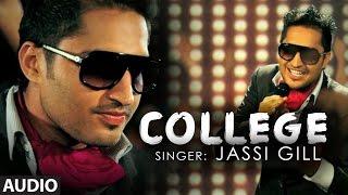College Jassi Gill (Audio Song) | Punjabi Song | Batchmate | G Guri | T-Series Apna Punjab