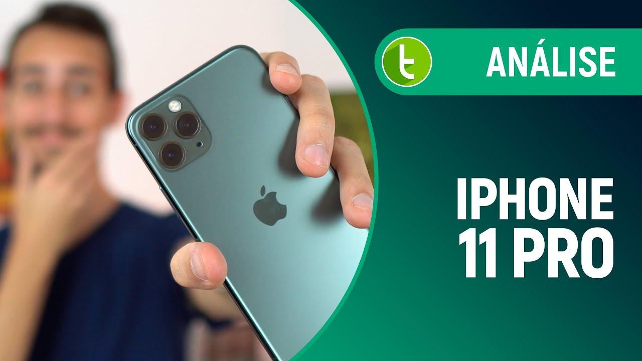 IPHONE 11 PRO é ÓTIMO CONVITE da Apple para LARGAR o ANDROID | Análise / Review