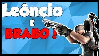 Leônçio é Brabo!   - Resident Evil 4 -