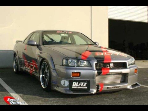 There it Go The Whistle sg Tuned car
