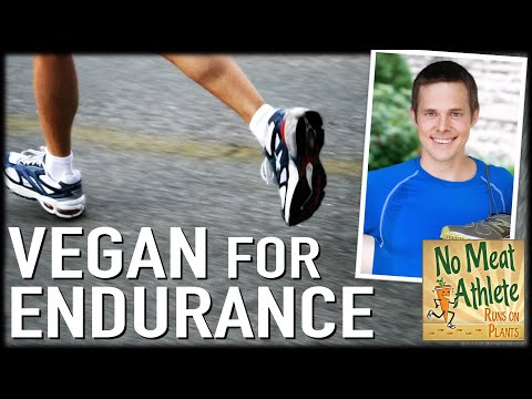 How to Eat Vegan for Endurance | No Meat Athlete