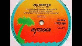 Hi-Tension - Latin inspiration