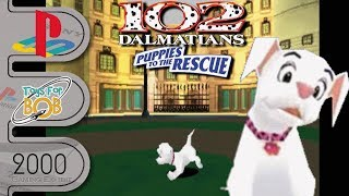 102 Dalmatians Puppies To The Rescue Playstation 1